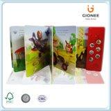 Sound Speaking Paper Cardboard Books for Children