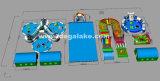 2017 New Design Inflatable Amusement Park, Water Park