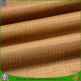 Home Textile Woven Polyester Fabric Waterproof Fr Blackout Curtain Fabric for Window Curtains