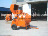 China Rdcm350 Self Loading Diesel Concrete Mixer