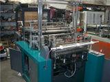 Automatic Two Line Plastic Flat Bag Making Machine