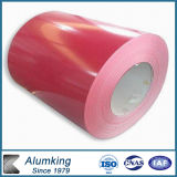 Coustomized 1000 Series Color Coated/Prepainted Aluminium Coil with PE