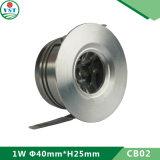 1W LED Mini Cabinet Spotlight