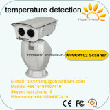 Temperature Detection with PTZ IR Security Thermal Camera