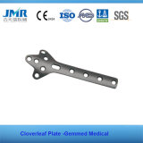 Orthopedic Implant Cloverleaf Plate Metal Bone Plate Orthopedic Plate