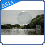 2015 Advertising Inflatable Helium Balloon, Transparent Clear Helium Water Balloon