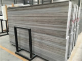 Hot Building Material Crystal Wood Grain Marble Slab