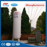 ASME GB Liquid Oxygen Nitrogen CO2 LNG Cryogenic Tank