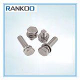 China Supplier Hex Bolt Assemblies with Washers