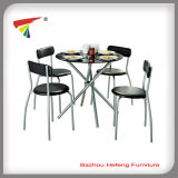 High Quality Dining Table Set in One Carton (DT005)