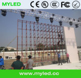 Outdoor Full Color Stage Rental Video Screen