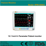 CE Approved 12-Inch 6-Parameter Patient Monitor (RPM-9000A) -Fanny