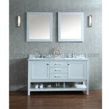 """60"""" Double-Sink Bathroom Vanity Set / Wooden Bathroom Vanities"""
