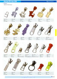 Part 3 Zipper Slider for Clothing/Garment/Shoes/Bag/Case