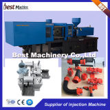 High Quality Plastic Injection Bend Tube Molding Making Machine