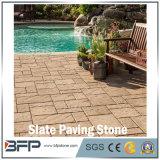 Flamed Natural Slate/Granite/Basalt Paving Stone for Garden / Landscape Project