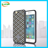 Gridding TPU Heat Dissipation Mobile Phone Case for iPhone7