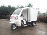2015 New Closed Cabin Cargo Tricycle