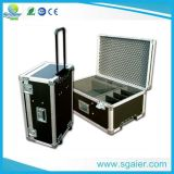 Heavy Duty Flight Road Case for Apple iMac, with Wheels and Pull out Handle