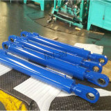 Multistage Telescopic Hydraulic Cylinder