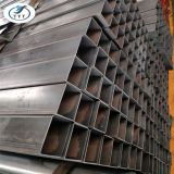 Black Ductile Square Iron Steel Pipe for Handrail