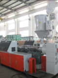 PP PE Double Wall Corrugated Pipe Extrusion Line
