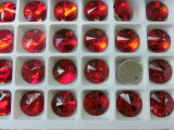 Round Sew on Stones Strass Buttons for Wedding Dress
