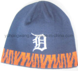 Customized Warm Jacquard Knitted Hat/Cap, Beanie Hat