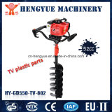 Powered Earth Auger Ground Drill