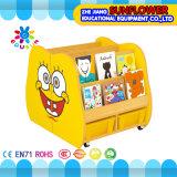 Wooden Bookshelf, Kids Kindergarten Furniture (XYH12141-1)