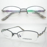 Simple Stainless Optical Eyewear Frame