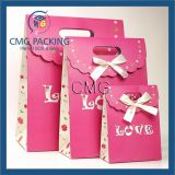Cute Wedding Paper Bag Gift Gag for Candy
