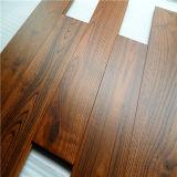 Antique Handscraped Deep Color Chinese Teak Hardwood Flooring