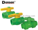 PPR Pipes Fittings Plastic Valve