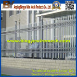 China Classical 1.8mx2.4m Ornamental Iron Fence Manufacturer