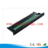Cat3 Patch Panel with New Style