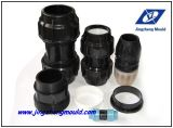 PP Compression Fitting Coupler Mold