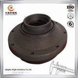 Cast Iron Gearbox Housing Gear Housing with Sand Blasting
