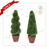 Promotion Topiary Artificial Tree for Wedding Indoor Home Office Hotel Decoration 30-80cm
