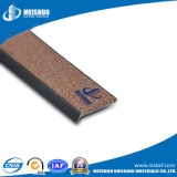 Indoor Colorful Metal Stair Tread for Stair Edge Protection