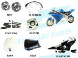 4 Stroke Super Bikes Parts, Fs529, Fs509, X7