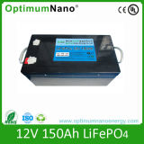 Outdoor Lithium Battery 12V150ah for Camping