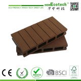 HDPE Plastic Wood Decking Composite Floor (balcony/garden path/courtyard/pool side/plank road) (146H25)