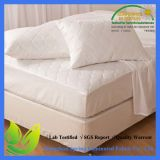 Microplush Fitted Quilted Waterproof Mattress Pad - Queen