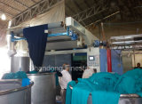 Tubular Knit Fabrics Balloon Padder Textile Finishing Machine
