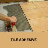 Cementitious Tile Adhesives for Wall Floor Construction Chemical Additive HPMC
