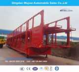 Long Vehicle Car Carrier Transport Semitrailer or Semi Truck Trailer