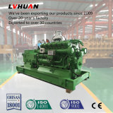 400kw Biogas Gas Generator Set Export to Russia