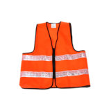 Reflective Safety Vest (Zipper)