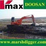 Doosan Amphibious Excavator/Marsh Buggy/Marshdigger